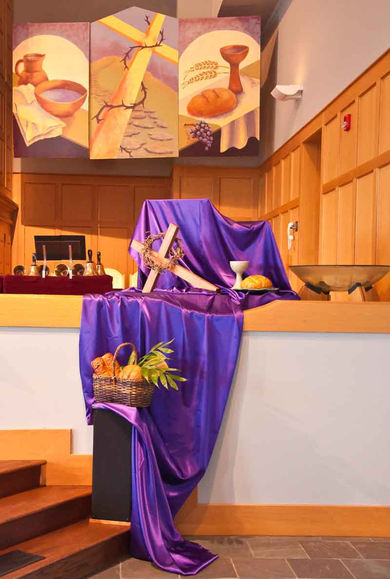 Palm Sunday Display web