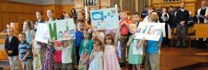 Children Led Worship 2014